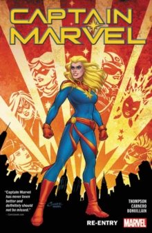 Captain Marvel Vol. 1: Re-entry, Paperback / softback Book