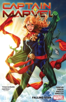 Captain Marvel Vol. 2: Falling Star, Paperback / softback Book