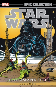 Star Wars Legends Epic Collection: The Newspaper Strips Vol. 2, Paperback / softback Book