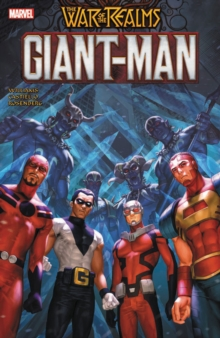 War Of The Realms: Giant-man, Paperback / softback Book