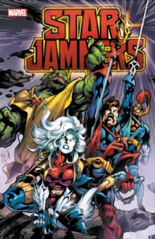 Starjammers, Paperback / softback Book
