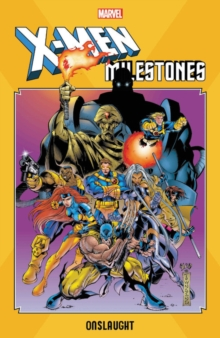 X-men Milestones: Onslaught, Paperback / softback Book