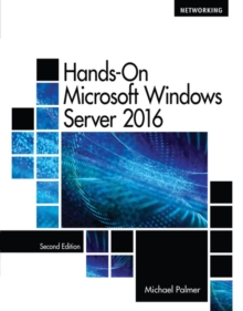 Hands-On Microsoft (R) Windows (R) Server 2016, Mixed media product Book