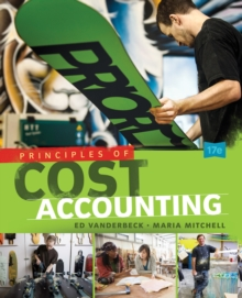 Principles of Cost Accounting, Hardback Book