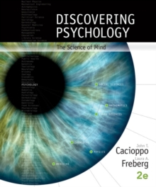 Discovering Psychology : The Science of Mind, Hardback Book
