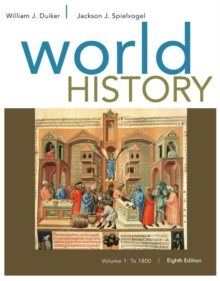 World History, Volume I: To 1800, Paperback / softback Book
