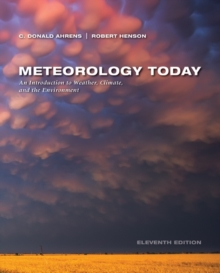 Meteorology Today, Hardback Book