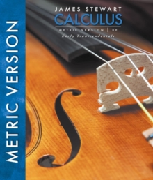 Calculus, Early Transcendentals, International Metric Edition, Hardback Book