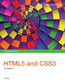 New Perspectives HTML5 and CSS3 : Comprehensive, Paperback Book