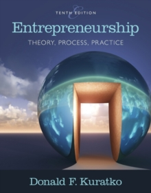Entrepreneurship : Theory, Process, and Practice, Hardback Book