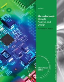Microelectronic Circuits : Analysis and Design, International Edition, Paperback Book