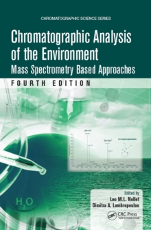 Chromatographic analysis of the environment mass spectrometry chromatographic analysis of the environment mass spectrometry based approaches fourth edition pdf fandeluxe Images