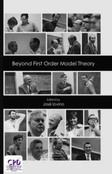 Beyond First Order Model Theory, Volume I, EPUB eBook