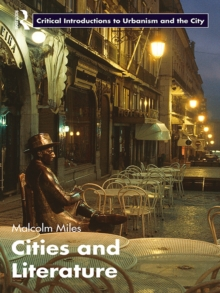 Cities and Literature, PDF eBook