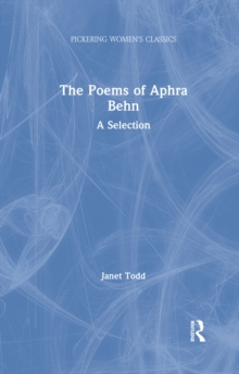 The Poems of Aphra Behn : A Selection, EPUB eBook