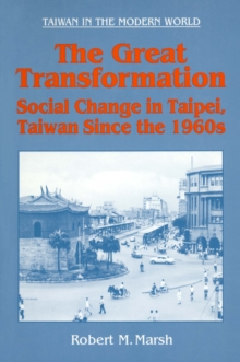 The Great Tranformation, PDF eBook