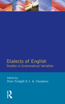 Dialects of English : Studies in Grammatical Variation, EPUB eBook