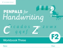 Penpals for Handwriting Foundation 2 Workbook Three (Pack of 10), Paperback / softback Book