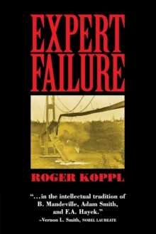 Expert Failure, Paperback Book