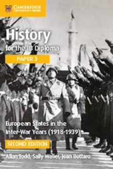 European States in the Interwar Years (1918-1939), Paperback Book