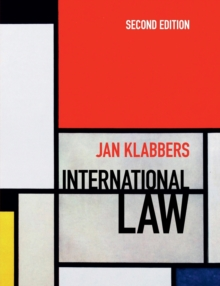 International Law 2nd Edition, Paperback Book