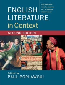 English Literature in Context, Paperback Book