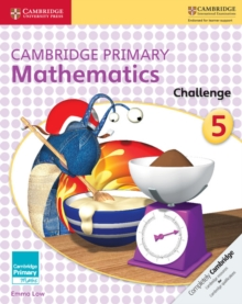 Cambridge Primary Maths : Cambridge Primary Mathematics Challenge 5, Paperback / softback Book