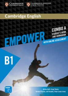 Cambridge English Empower Pre-Intermediate Combo A with Online Assessment, Mixed media product Book