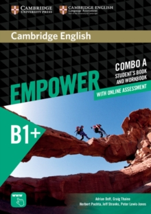 Cambridge English Empower Intermediate Combo A with Online Assessment, Mixed media product Book