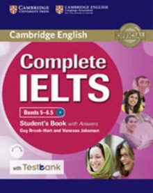 Complete : Complete IELTS Bands 5-6.5 Student's Book with Answers with CD-ROM with Testbank, Mixed media product Book