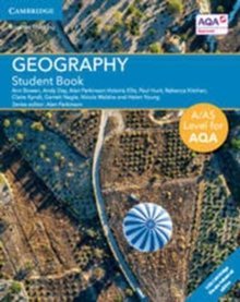 A/AS Level Geography for AQA Student Book with Cambridge Elevate Enhanced Edition (2 Years), Mixed media product Book