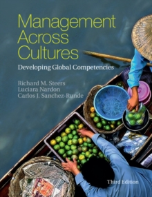 Management across Cultures : Developing Global Competencies, Paperback / softback Book