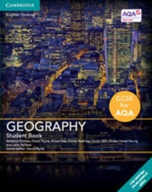 GCSE Geography for AQA Student Book with Cambridge Elevate Enhanced Edition (2 Years), Mixed media product Book