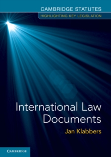 International Law Documents, Paperback Book