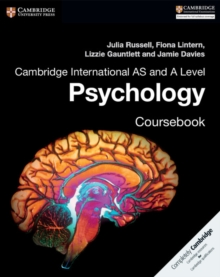 Cambridge International AS and A Level Psychology Coursebook, Paperback / softback Book