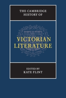 The Cambridge History of Victorian Literature, Paperback Book