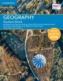 A/AS Level Geography for AQA Student Book, Paperback Book