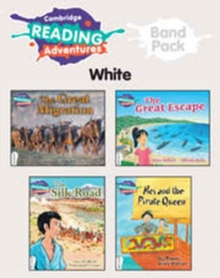 Cambridge Reading Adventures White Band Pack of 7, Multiple copy pack Book