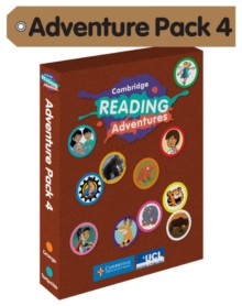 Cambridge Reading Adventures Orange and Turquoise Bands Adventure Pack 4 with Parents Guide, Paperback Book