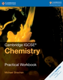 Cambridge IGCSE (R) Chemistry Practical Workbook, Paperback / softback Book