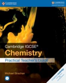 Cambridge IGCSE (R) Chemistry Practical Teacher's Guide with CD-ROM, Mixed media product Book