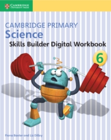 Cambridge Primary Science Skills Builder 6, Paperback / softback Book