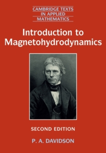 Introduction to Magnetohydrodynamics, Paperback Book