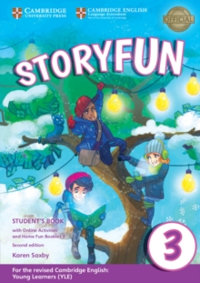 Storyfun for Movers Level 3 Student's Book with Online Activities and Home Fun Booklet 3, Mixed media product Book