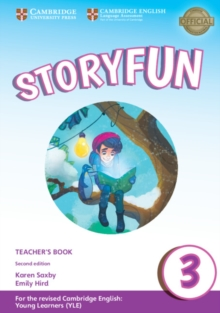 Storyfun Level 3 Teacher's Book with Audio, Mixed media product Book