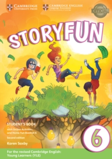 Storyfun 6 Student's Book with Online Activities and Home Fun Booklet 6, Mixed media product Book