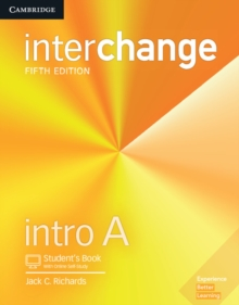 Interchange Intro A Student's Book with Online Self-Study, Mixed media product Book