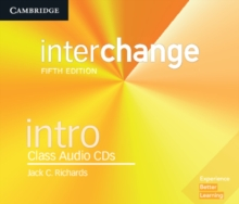 Interchange Intro Class Audio CDs, CD-Audio Book