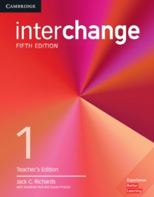 Interchange Level 1 Teacher's Edition with Complete Assessment Program, Mixed media product Book