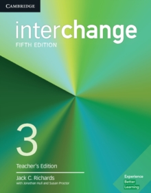 Interchange Level 3 Teacher's Edition with Complete Assessment Program, Mixed media product Book